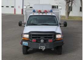 Natrona County Fire Vehicle Grant