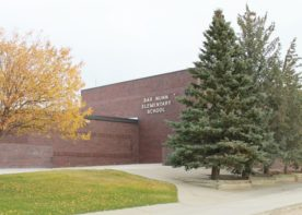 WLC provided civil engineering design for the Bar Nunn Elementary School Addition.
