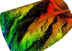 topographic-aerial-survey-model