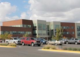 Casper College Gateway Building