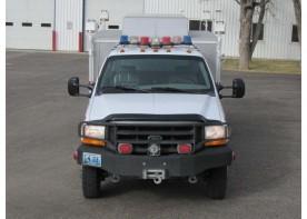 Natrona County Fire Vehicle Grant