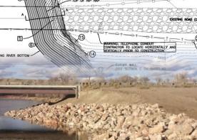 Pick Bridge Erosion Control