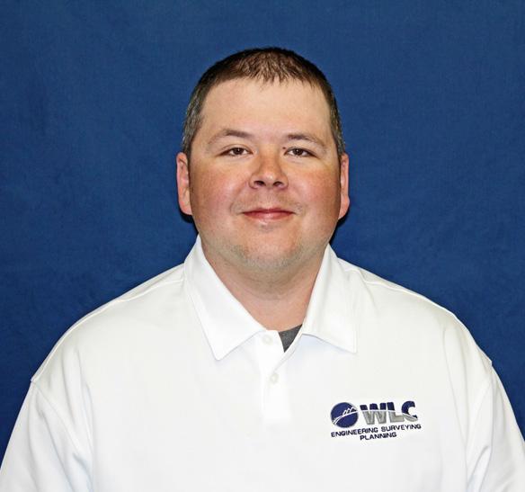 Steve Langwell, Survey Technician, Joins WLC's Rawlins Survey Team