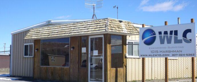 WLC Engineering & Surveying: Rawlins Office Highlight