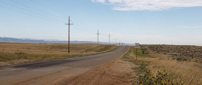 WLC Awarded the East Antelope Road Reconstruction Project