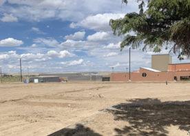 rawlins high school soccer field design field layout