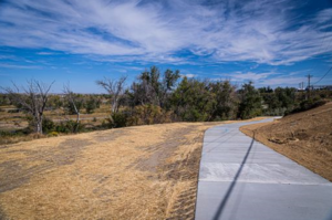 New section of pathway opened at Morad Park ribbon cutting